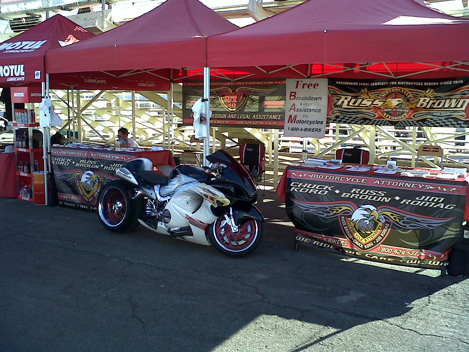Arizona bike week