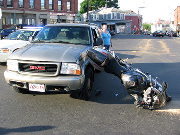Securing Lost Wages after a Motorcycle Accident