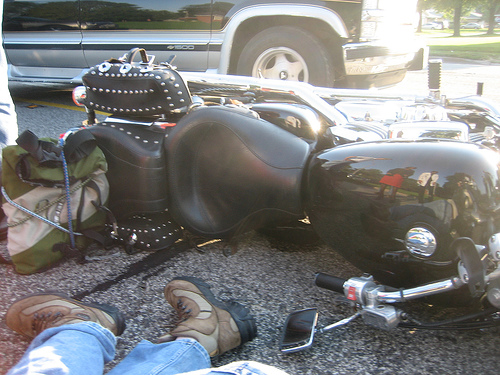 Protect your rights with a motorcycle accident lawyer