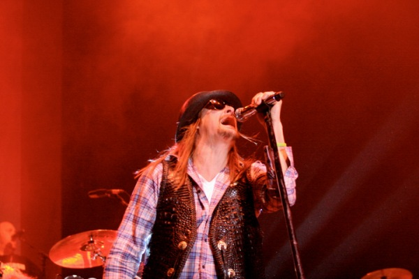 Kid Rock Takes Over The Buffalo Chip Sturgis 2010