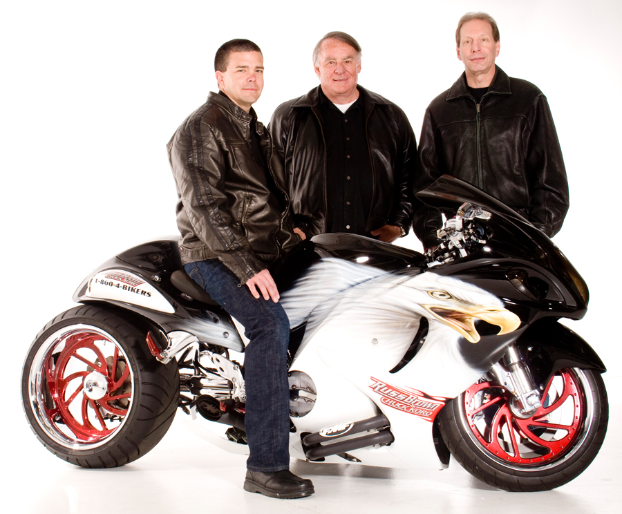 California Personal Injury Motorcycle Lawyers