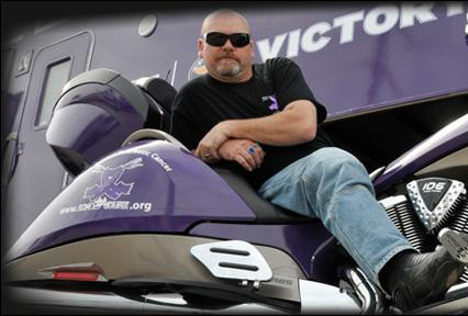 Road 2 A Cure: Chilling At Sturgis