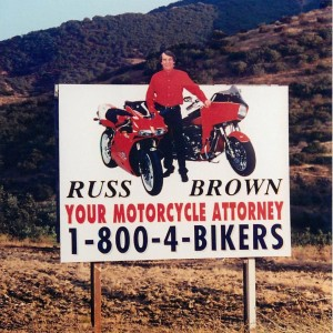 Check out this old school Russ Brown billboard! Those arehellip