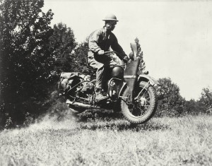 Harley Davidson during WWII