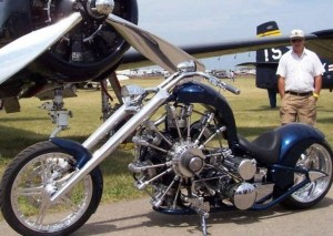 The Diverse Design of Custom Motorcycles