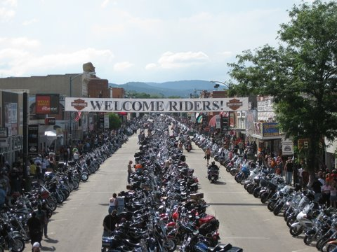 Sturgis Motorcycle Rally 2011 - Motorcycle Lawyers