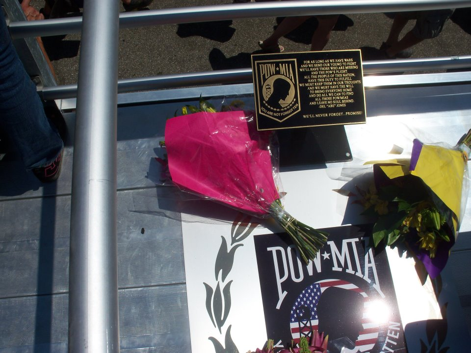 chair of honor rolling thunder national