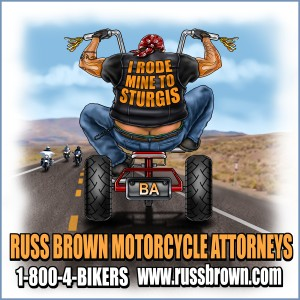 motorcycle lawyer south dakota sturgis biker attorney russ brown