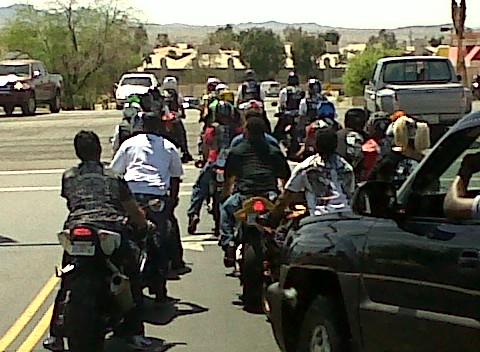 Motorcycle Group California