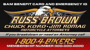 GEt Your Bam Card At Sturgis 2012