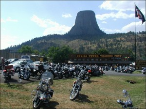 Devils Tower Sturgis 2012 Rides You have To Take