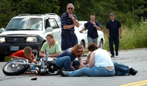 Russ Brown motorcycle accident lawyer injury attorneys