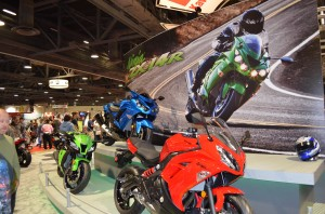 International Motorcycle Shows coming soon!