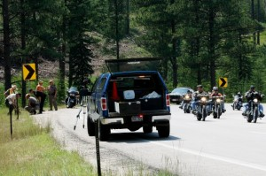 3 Motorcyclists Die in Sturgis Motorcycle Rally Accidents