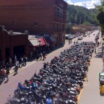 Sturgis Motorcycle Rally - Deadwood