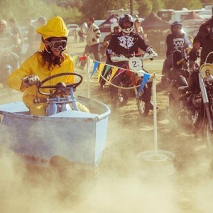 Shenanigans of all sorts at dirtquake USA in Castle Rockhellip