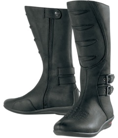 Motorcycle Riding Boots - Icon's Sacred Tall Review