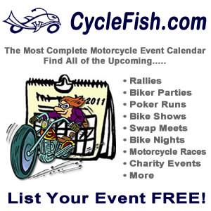 cyclefish.com motorcycle news events rallies resourse
