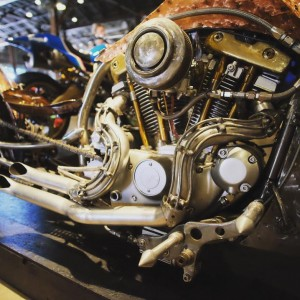 So many beautiful one of a kind custom motorcycles athellip