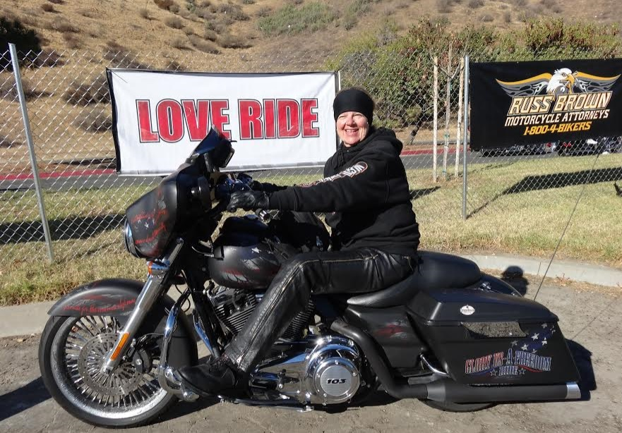 women motorcycle riders love ride los angeles california