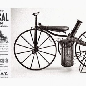 A little motorcycle history for FlashbackFriday the Roper Steam Velocipedehellip