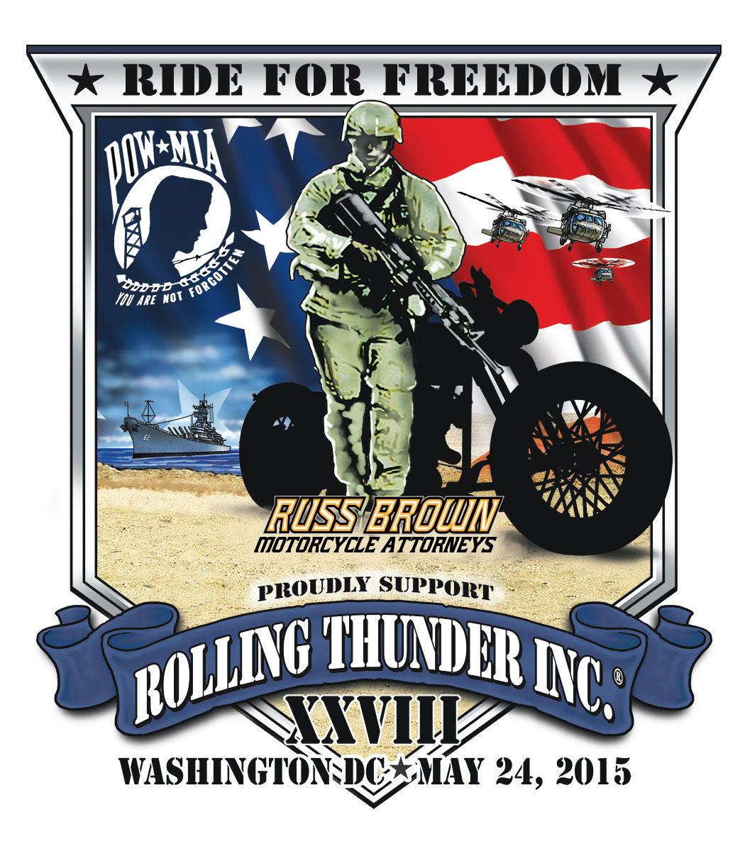 """Rolling Thunder"" Sticker"