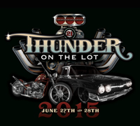 THUNDER ON THE LOT