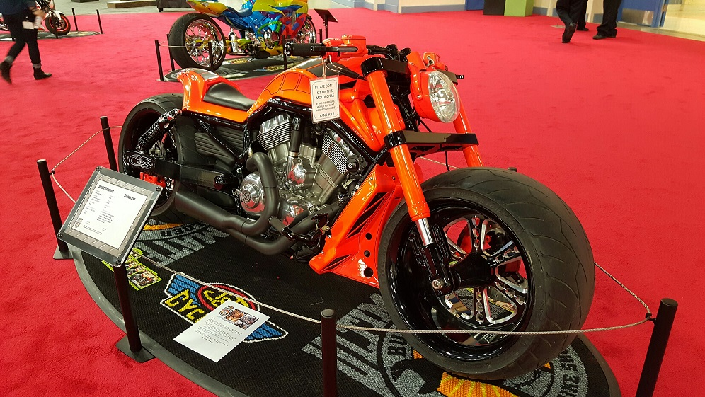 Custom Bike 4(IMS MIAMI)