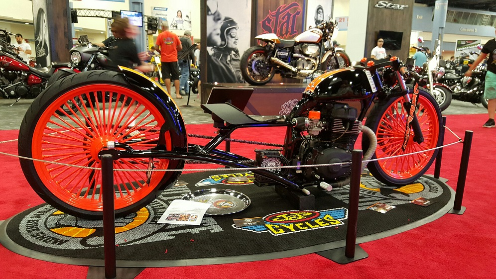 Custom Bike 8(IMS MIAMI)