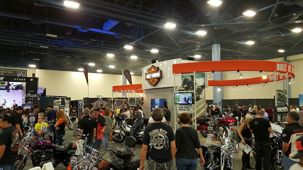 Harley Exhibit(IMS MIAMI)