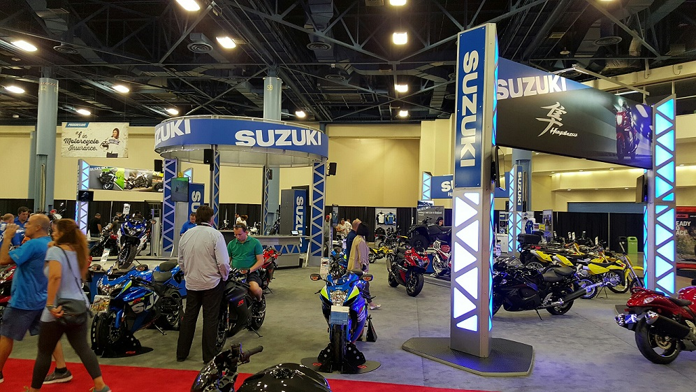 Suzuki Exhibit(IMS MIAMI)