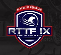 9TH ANNUAL RIDE TO THE FLAGS