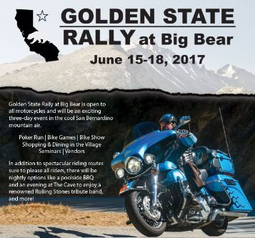 GOLDEN STATE RALLY