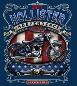 HOLLISTER INDEPENDENCE RALLY