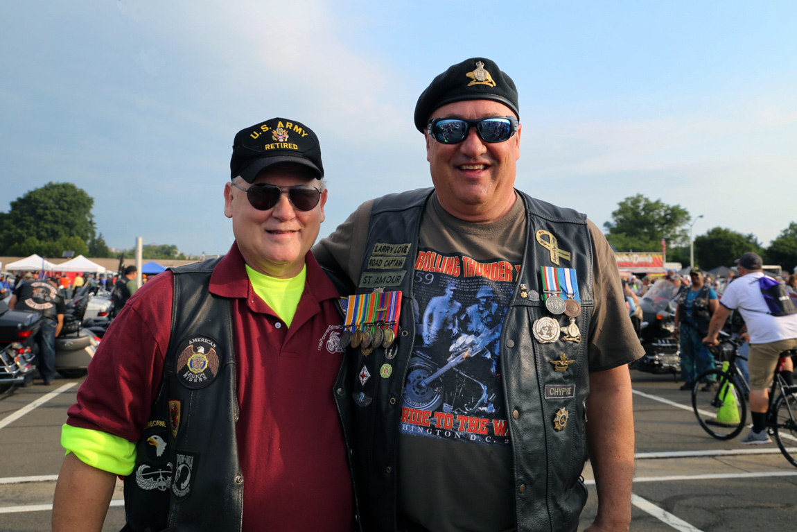 Rolling Thunder 2 Don & Larry