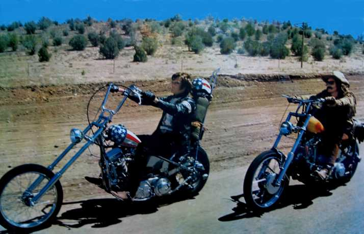 Born To Be Wild: The Love Of Being In The Wind
