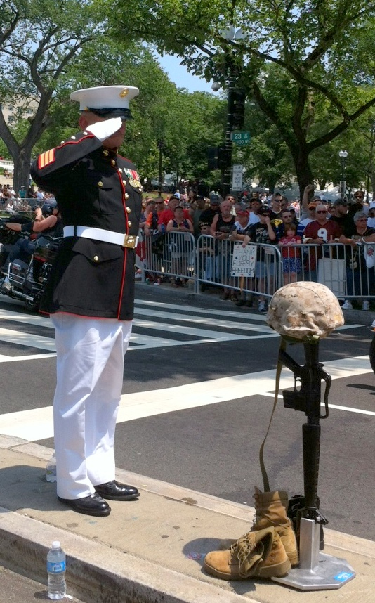 rolling thunder charities ride for freedom washington dc