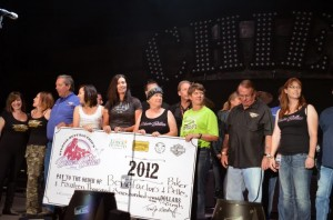 The Biker Belles event helped raise $14,000.00 for South Dakota charities.