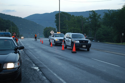 NHTSA To Fund Motorcycle Only Safety Checkpoints