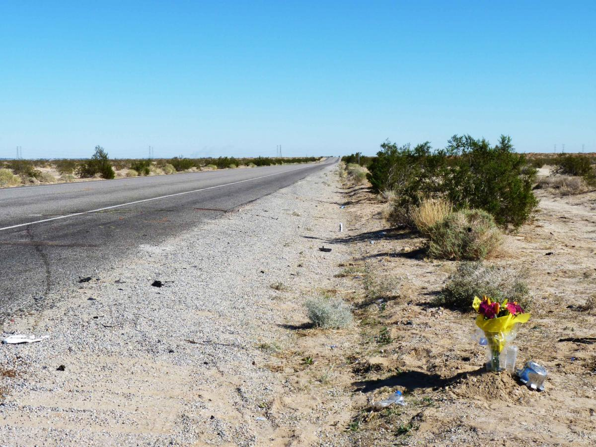 Driver who killed 5 in Ocotillo crash was not under the influence