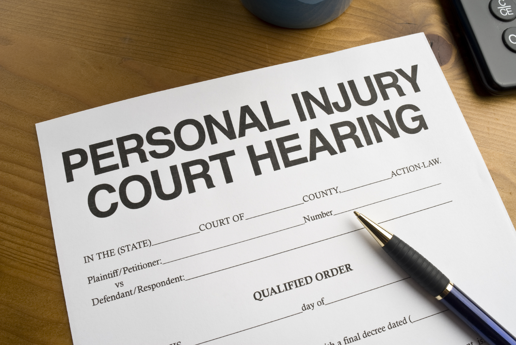 Do I Need To Hire A Motorcycle Accident Lawyer?