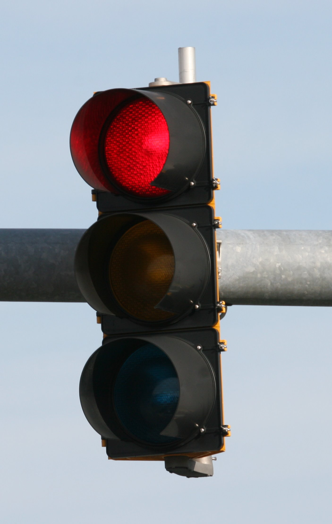 how to avoid running red lights