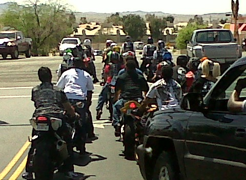 Motorcycle Group California