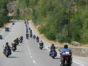 Be Extra Vigilant While On The Road Leaving Sturgis