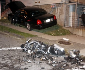 Do You Know What You Should Do After A Motorcycle Accident