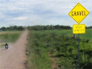 Relax! It's Only Gravel