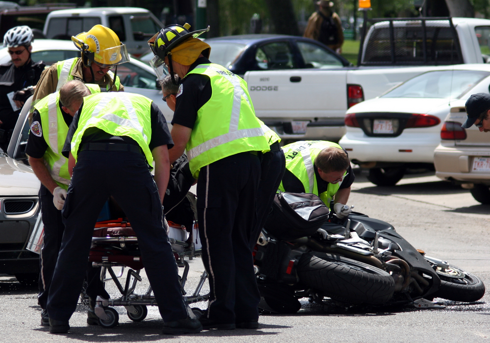 Los Angeles Motorcycle Accident Injury