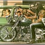 dave mann easy rider magazine