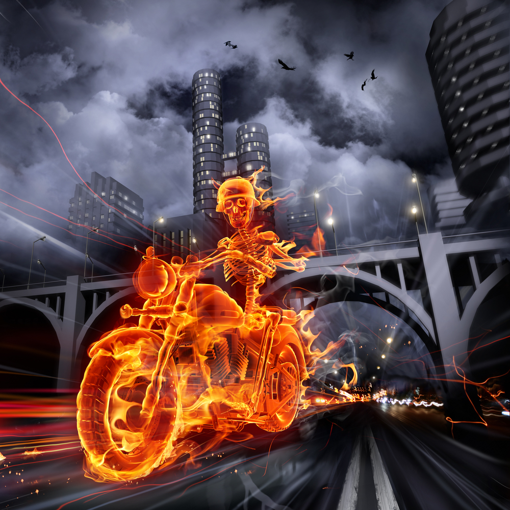 California motorcycle accident injury lawyers