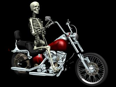 Defensive Motorcycle Riding Skills: Riding Like Your Life Depended On It
